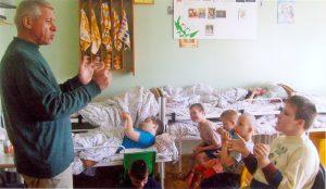 Адаптация и поддержка детей-сирот